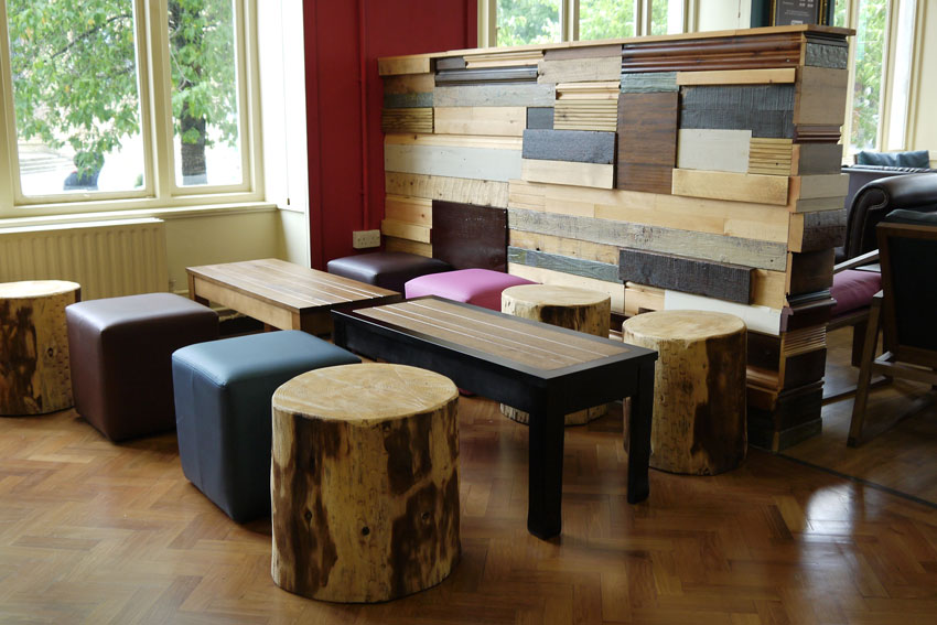 Coffee Shop Furniture Manchester Uni