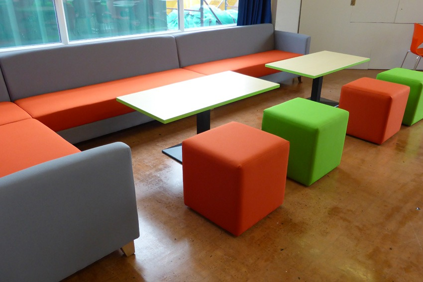 Canteen Furniture Newshome High School