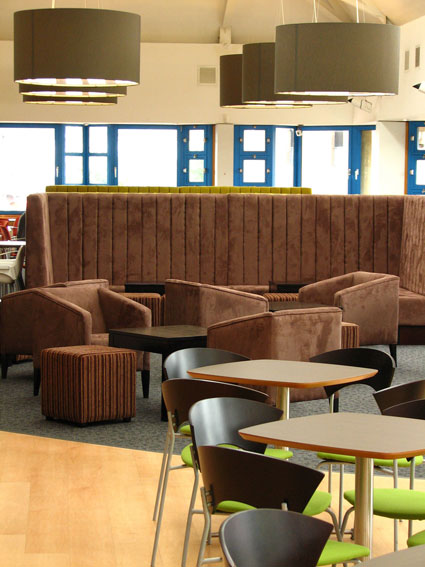 Cafe furniture west yorkshire playhouse