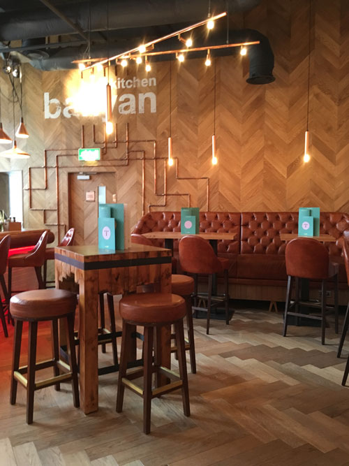 Restaurant furniture banyan manchester
